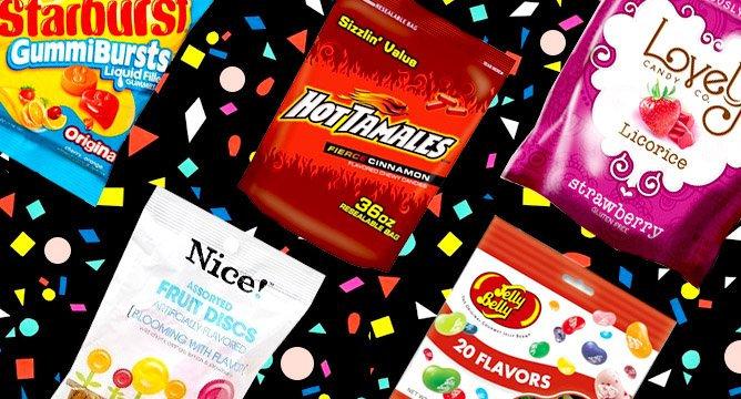 The Best Gluten-Free Candy