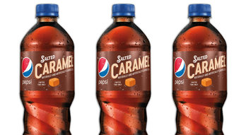 Weird Food Alert: Salted Caramel Pepsi