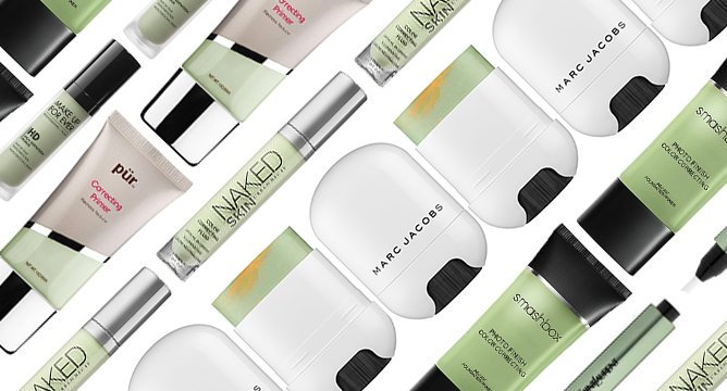 Top Ten Color Correctors on Influenster