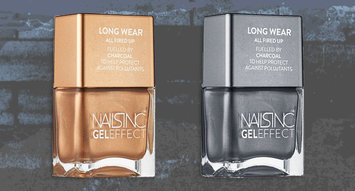 What is Charcoal Infused Nail Polish?