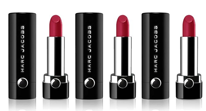 INCOMING! New Royal Lipstick from Marc Jacobs