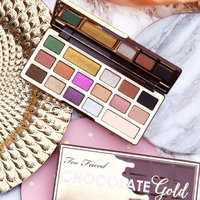 First Look: Too Faced Chocolate Gold Palette