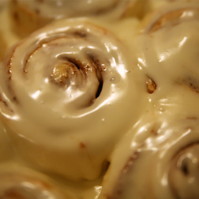 Treat Yourself: Cinnabon Cinnamon Rolls