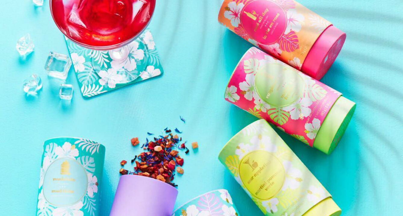 DAVIDsTEA Cocktail Mixes Are Just What Your BBQ Needs