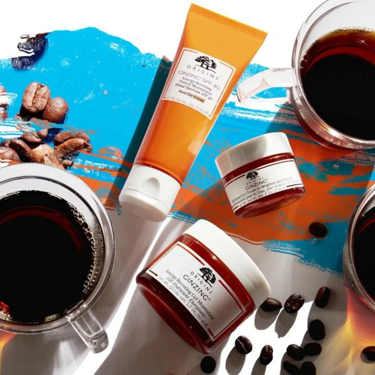 Coffee-Inspired Beauty Products