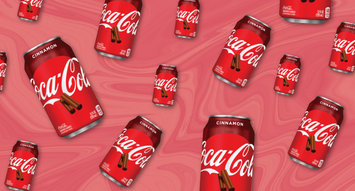 Coke Unveils a New Flavor Just In Time for the Holidays