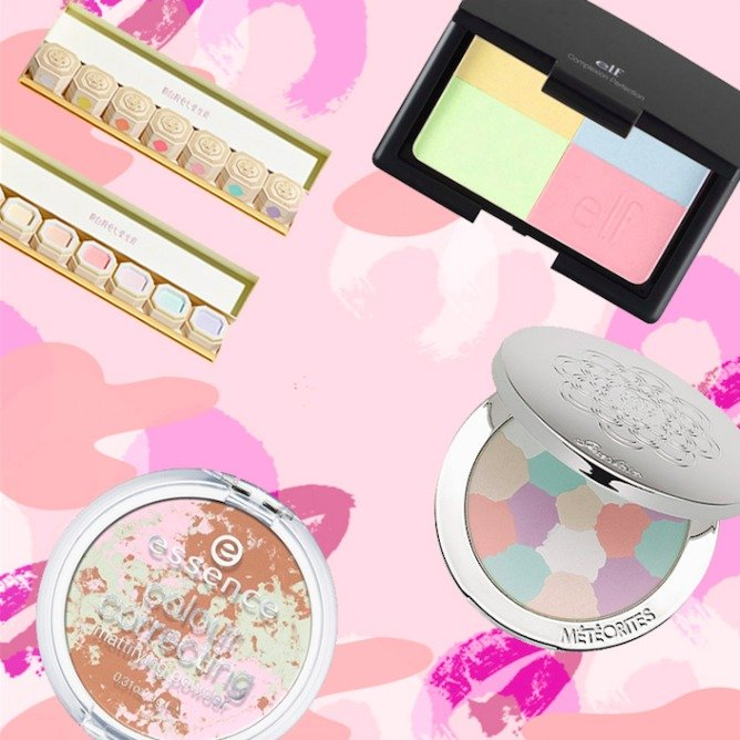 Watch Out—Color Correcting Powders Are About to be Huge