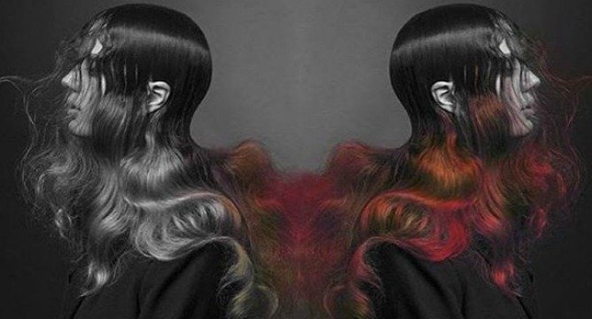 Whoa—Color-Changing Hair is Totally A Thing