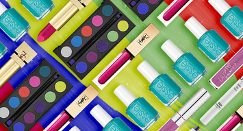 Add a #PopOfColor to Your Summer with These Ten Products