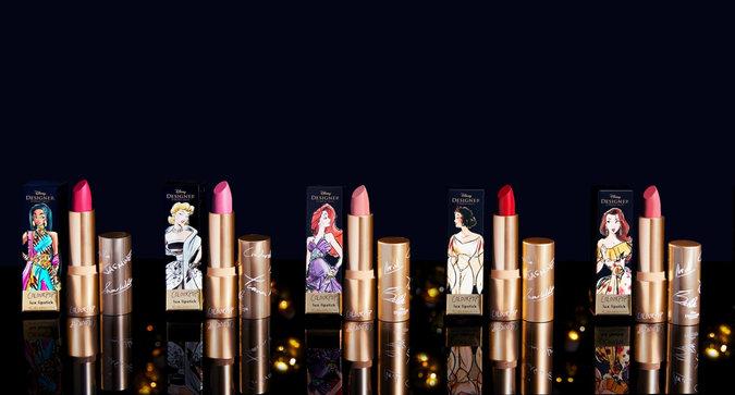 This ColourPop x Disney Princess Collection is a Fairy Tale Dream