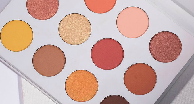 ColourPop's New Palette is Perfect for Your Summer Vacay