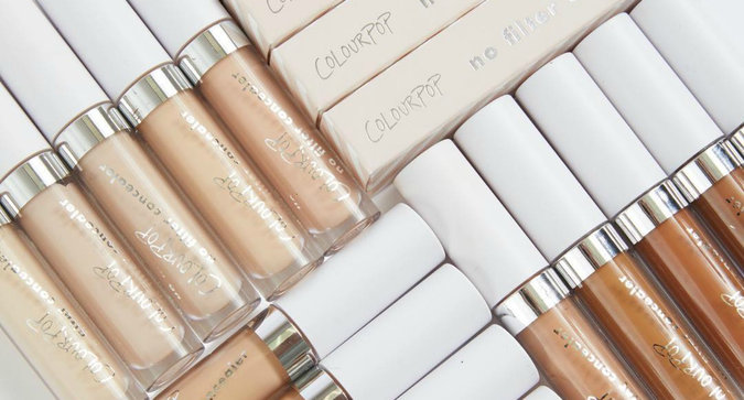 ColourPop Might be Launching the Next Cult Favorite Concealer