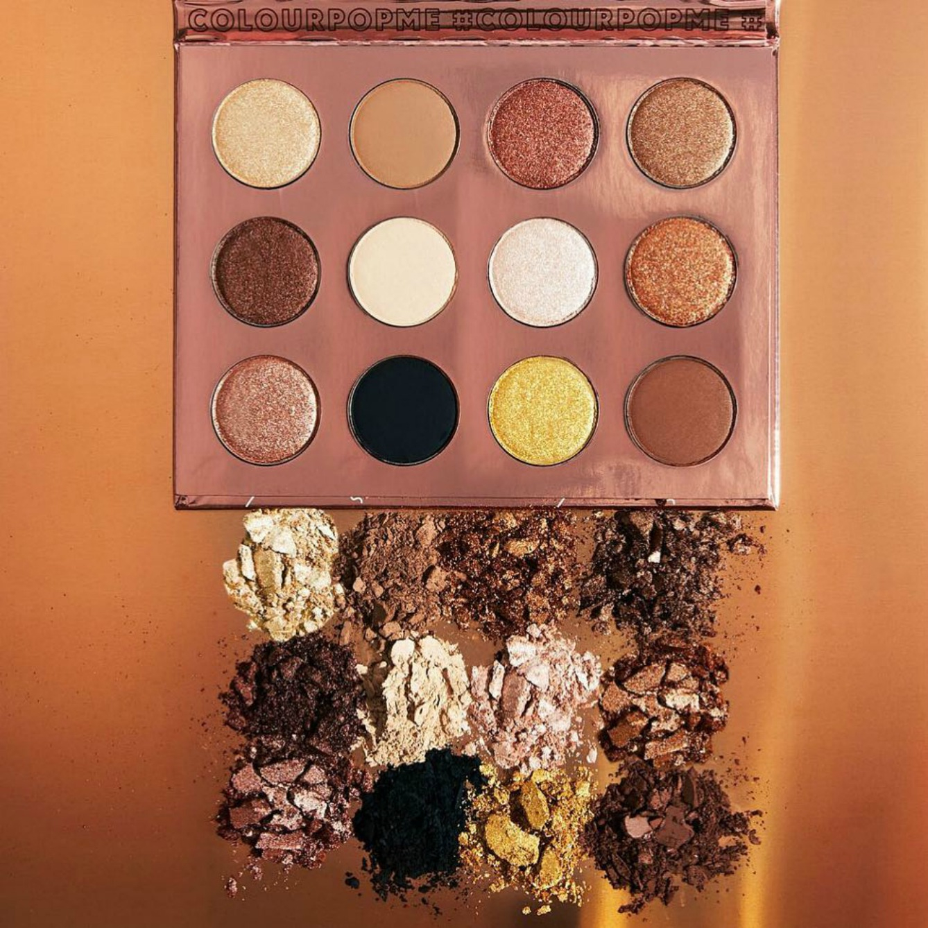 ColourPop's New Palette is the Definition of Fall