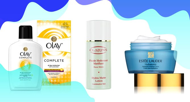 The Best Moisturizers for Combination Skin