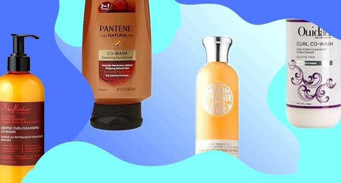 Beauty 101: Co-Washing