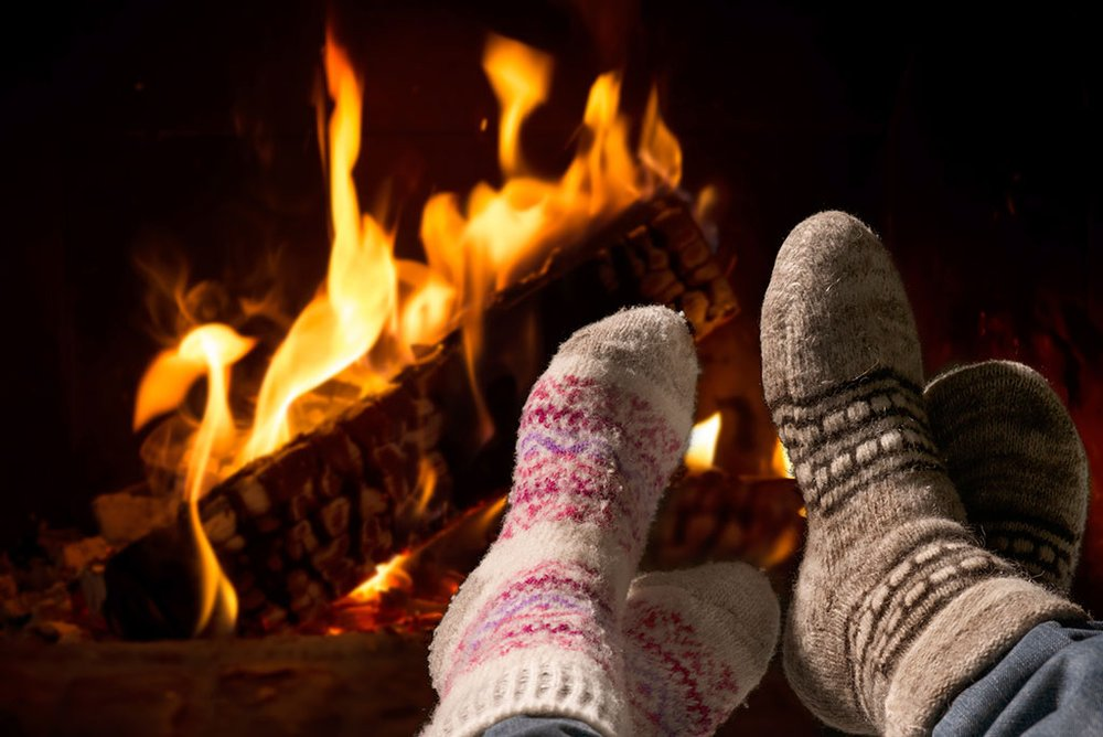 Products to Keep Your Feet Comfy and Cozy this Winter