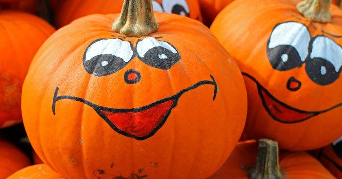 5 Easy Halloween Crafts for Kids!