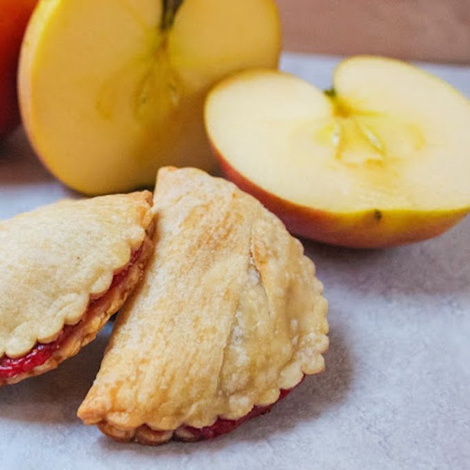 Treat Yourself: Cranberry Apple Hand Pies