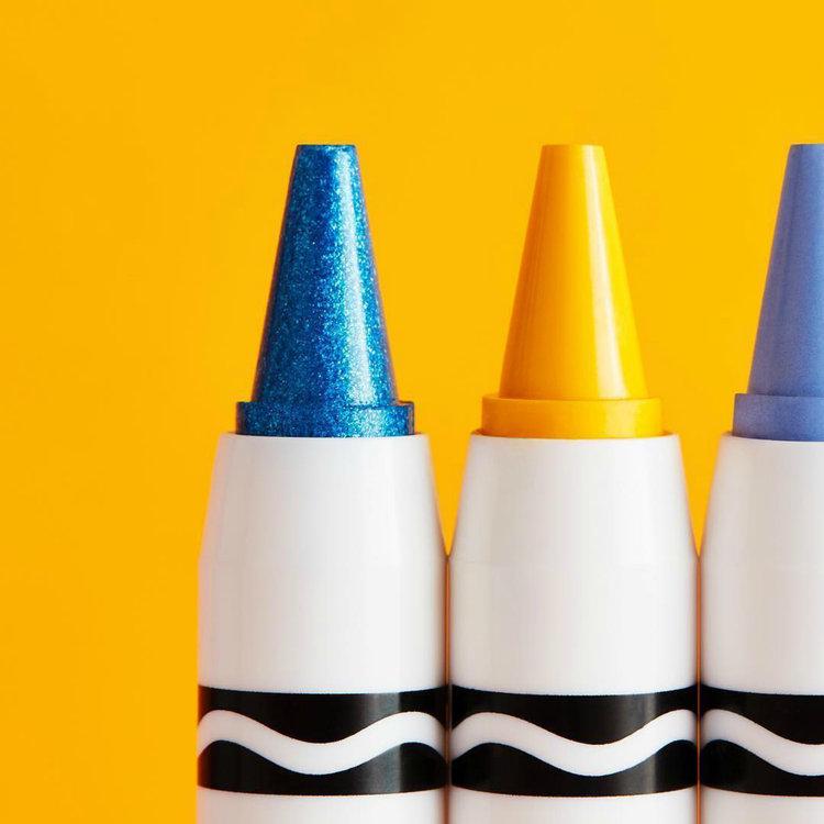 Crayola Makeup is Here to Turn Your Makeup Bag into an Art Box