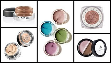 The Best Cream Eyeshadows