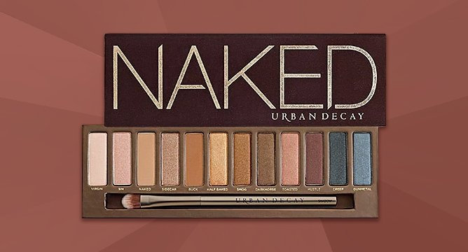 Cult Classic Beauty Products: Urban Decay Naked Palette