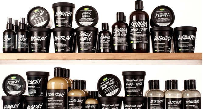 The Best Haircare Products to Buy at LUSH