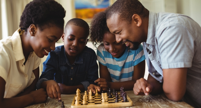 The Best Games for Family Night