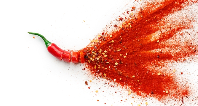 The Best Spicy Snacks