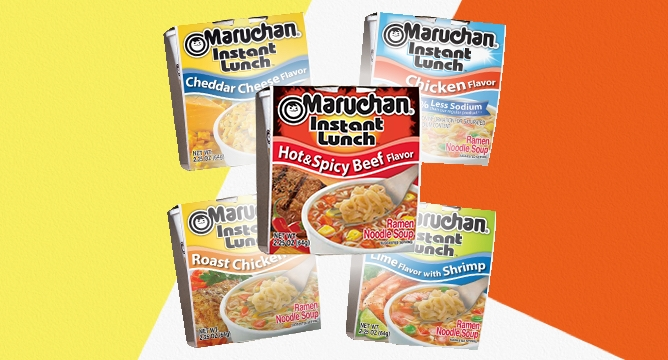 The Best Maruchan Ramen Flavors, Ranked: 5K Reviews