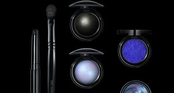 Pat McGrath is Making Blue Eyeshadow Cool Again