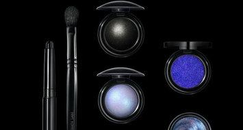 Pat McGrath is Making Blue Eyeshadow Cool Again