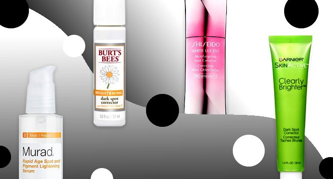 Products to Treat Your Summer Dark Spots