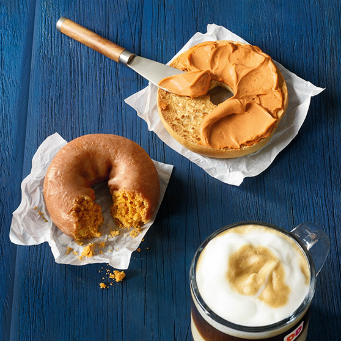 Dunkin' Donuts is Making Sure You Get Your Pumpkin Fix