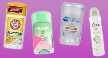 How to Choose The Best Deodorant