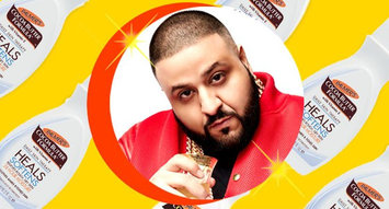 DJ Khaled's Nourishing Must-Have
