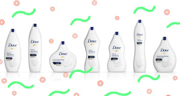 Whoa—Dove's New Bottles Look Like Bodies