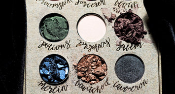 The Wizardry and Witchcraft Eye Shadow Palette is Here
