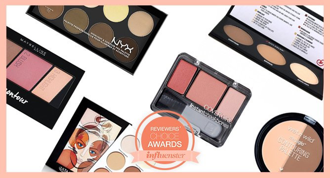 Know Your Nominees: The Best Drugstore Contour Palettes