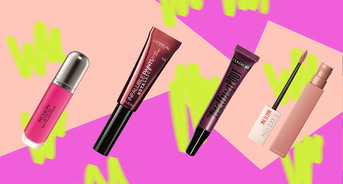 Perfect Summer Lipsticks: Drugstore Edition