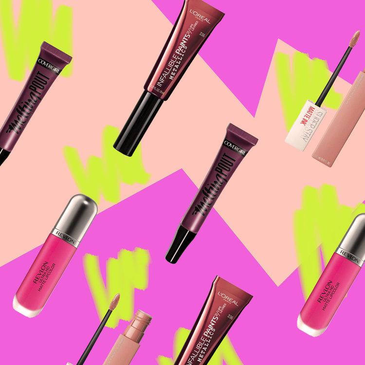 6 Drugstore Lipsticks to Pick Up This Summer