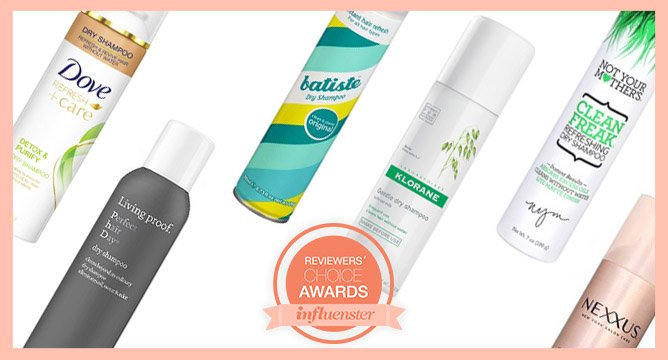 Know Your Nominees: The Best Dry Shampoo