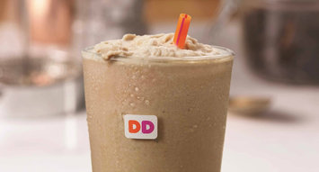 This New Dunkin Donuts Drink Is About To Take Over Your