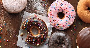 Dunkin' Donuts' New Spring Treats Will Make You So Happy