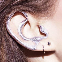 Ear Makeup is the Weird Trend You Never Knew You'd Love