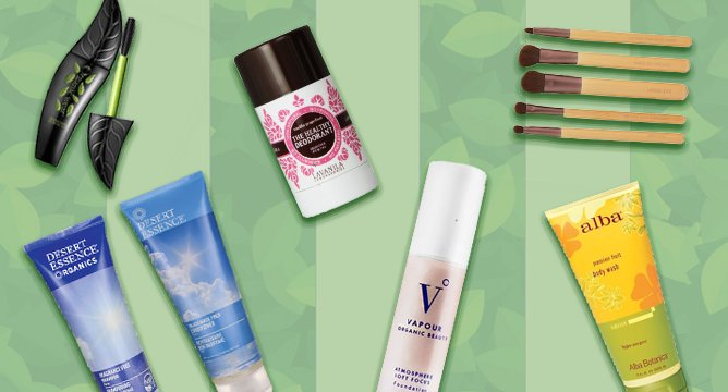 7 Amazing Eco-Friendly Beauty Products