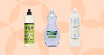 4 Top-Rated Eco-Friendly Dishwashing Soaps