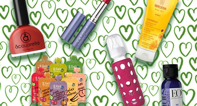 10 Eco-Friendly, Organic Products Moms Will Love