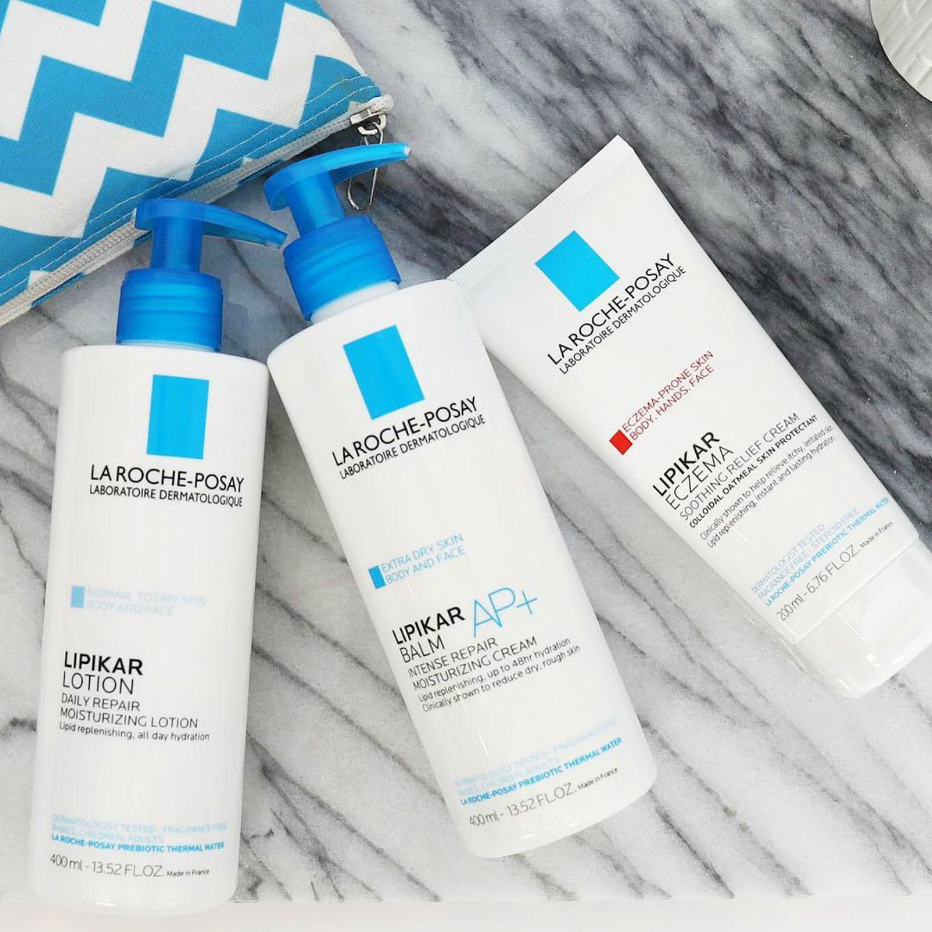 La Roche-Posay Dropped a New Line Just for Eczema Sufferers