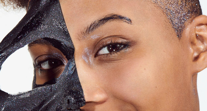 e.l.f. Just Launched a $6 Glitter Mask