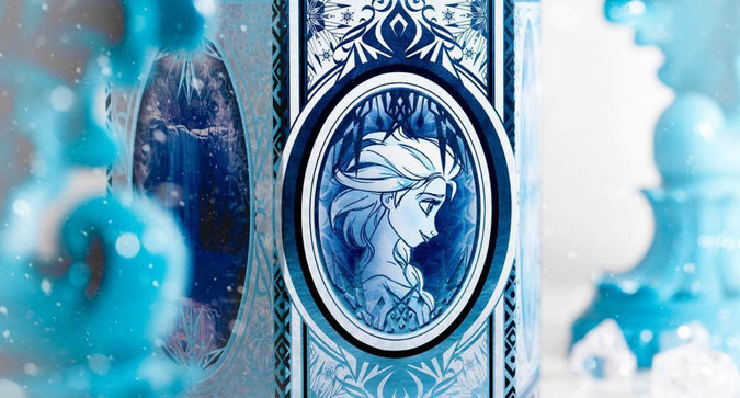 That Frozen Makeup Collab is Here